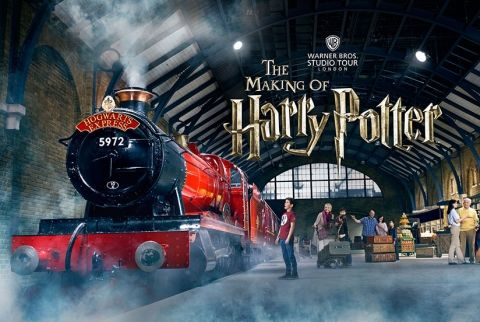 Hollywood Made Here Harry Potter Studio Tour Harry Potter Studios Harry Potter London