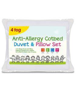 Cot Bed Pillow Argos