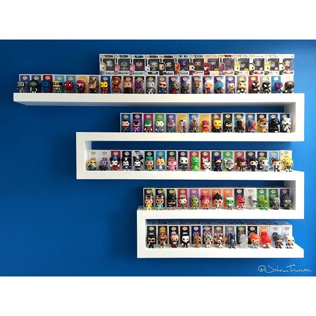 10 Best Diy Shelves Ideas Funko Pop Display Pop Display Displaying Collections