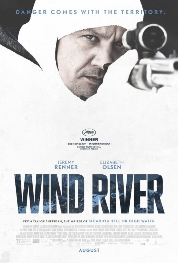 Wind River Izle Film Sinema Film Afisleri