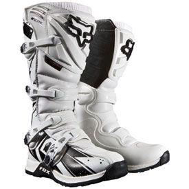Fox Racing Comp 5 Boots 2014 Atv Rocky Mountain Atv Mc Dirt Bike Boots Atv Boots Motorcycle Boots