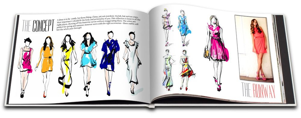 Fashion Designer Portfolio | portfolio | Pinterest | Fashion ...