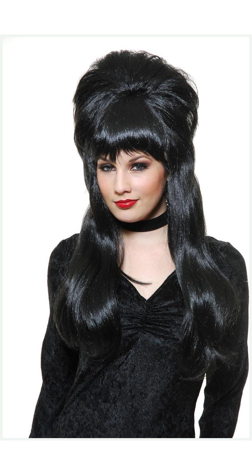 Mistress Of The Dark Wig Costume Wigs Wigs Mistress
