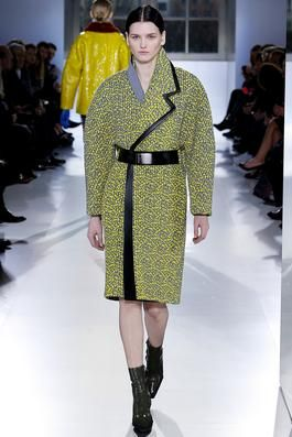 Balenciaga Fall 2014 Ready-to-Wear Fashion Show: Complete Collection - Style.com