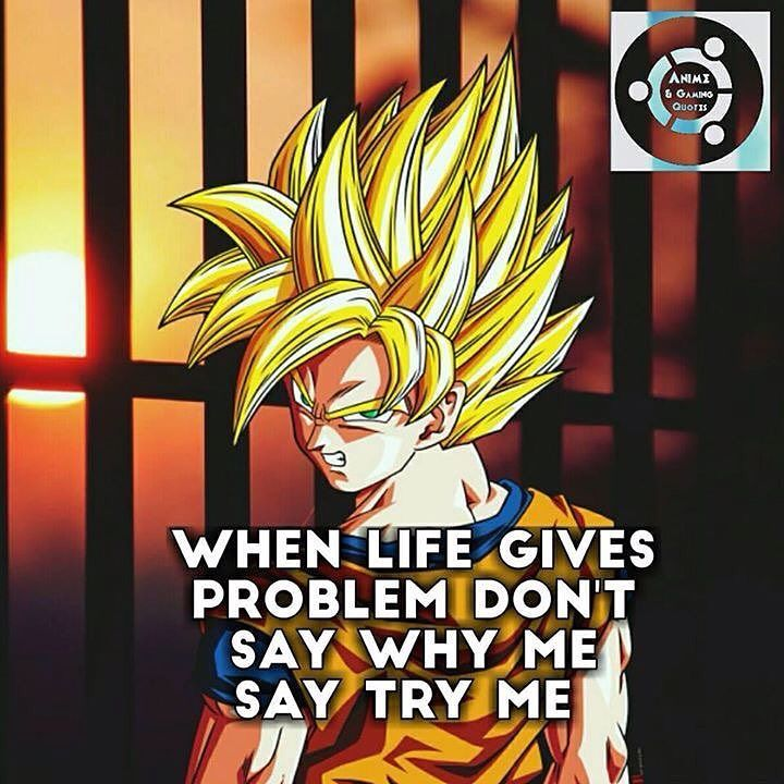 Fans Of Goku Where Are You For More Anime Quotes Follow Animes For Otaku Share And Tag Your Friends Quotes Anime An Goku Quotes Geek Quotes Anime Quotes