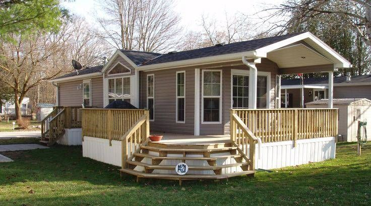 45 great manufactured home porch designs porch for Modular screen porch