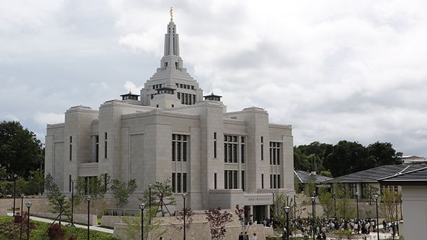Sapporo Japan Temple Is a Fulfillment of Repeated Prophecy - Church News and…