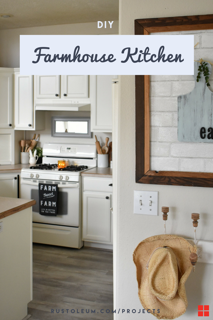 This Farmhouse Kitchen Is A Dated Kitchen S Dream Renovation Now