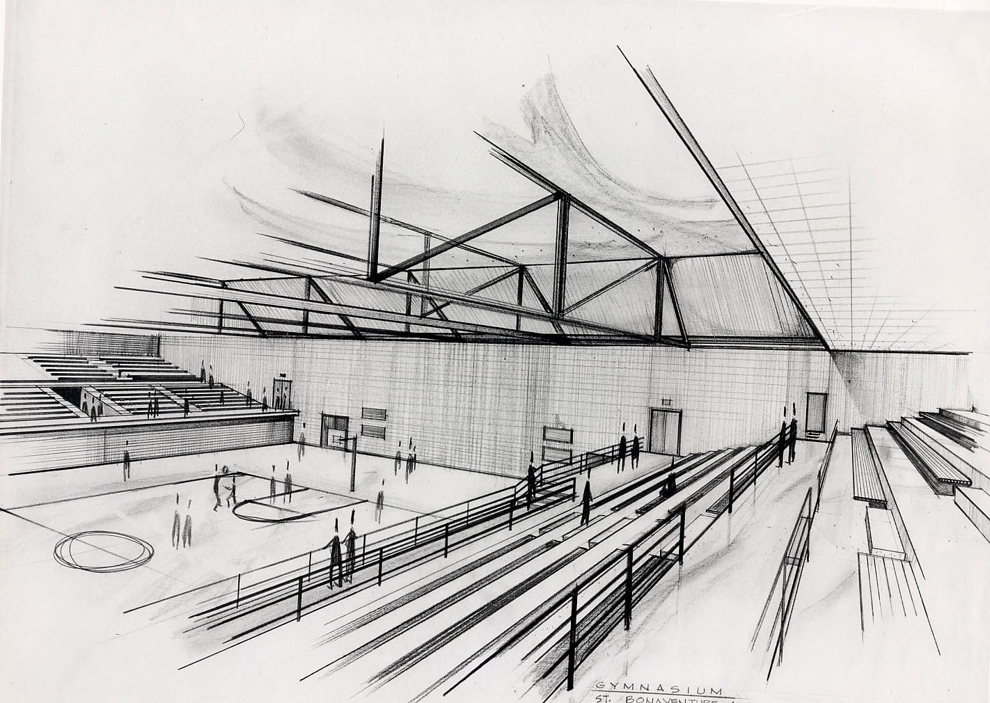 Brilliant Modern Architecture Design Sketch Architectural Sketches