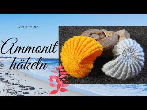Photo of Ammonit häkeln – Anleitung – Häkelschale