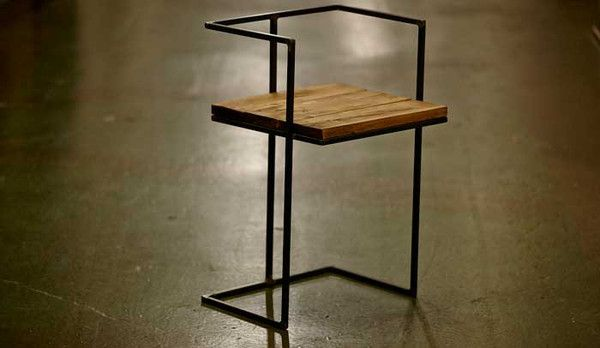 The Square Chair