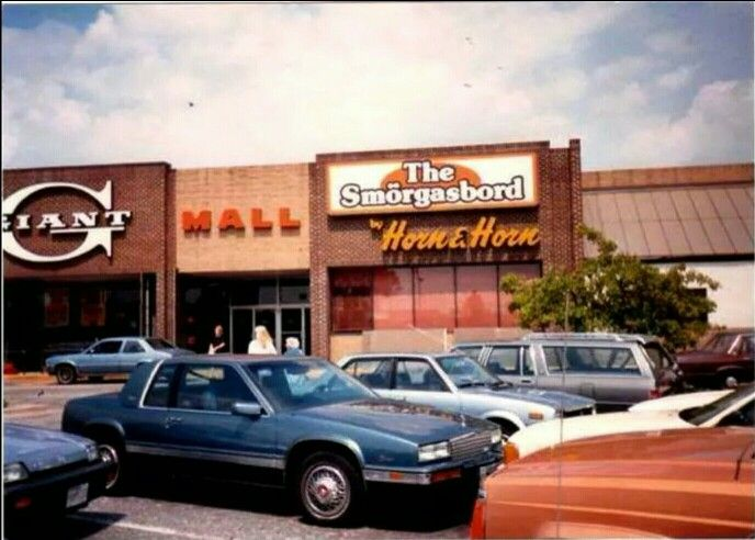 Oh My God Horn Horn At Severna Park Mall Those Were The Days