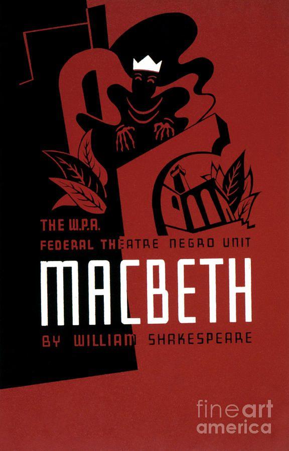 Macbeth Book Cover Ideas : Macbeth poster ideas inspiration type
