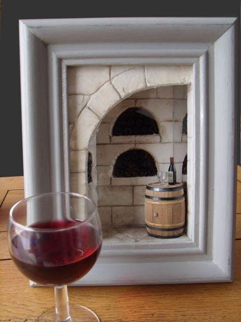 les vitrines deminimanie petites caves miniiii. Black Bedroom Furniture Sets. Home Design Ideas