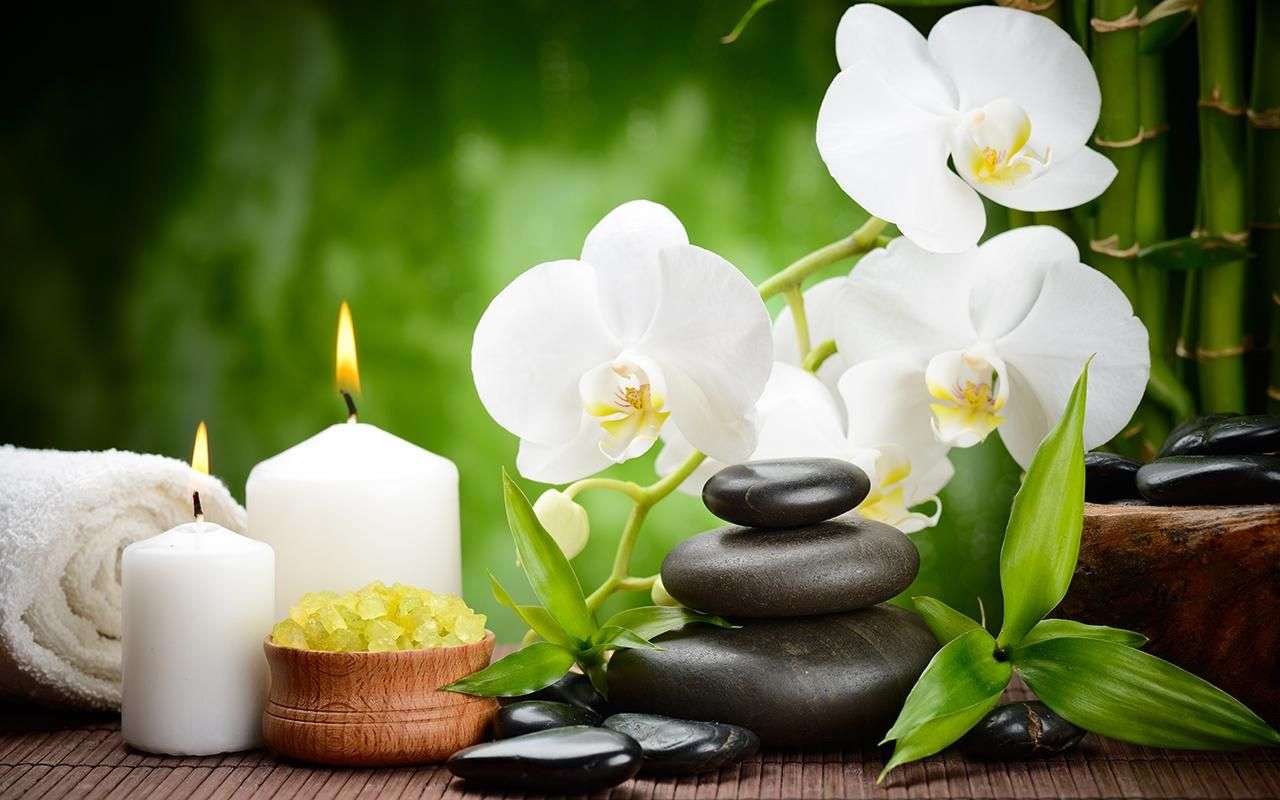 Spa Candle Live | FENG SHUI | Pinterest