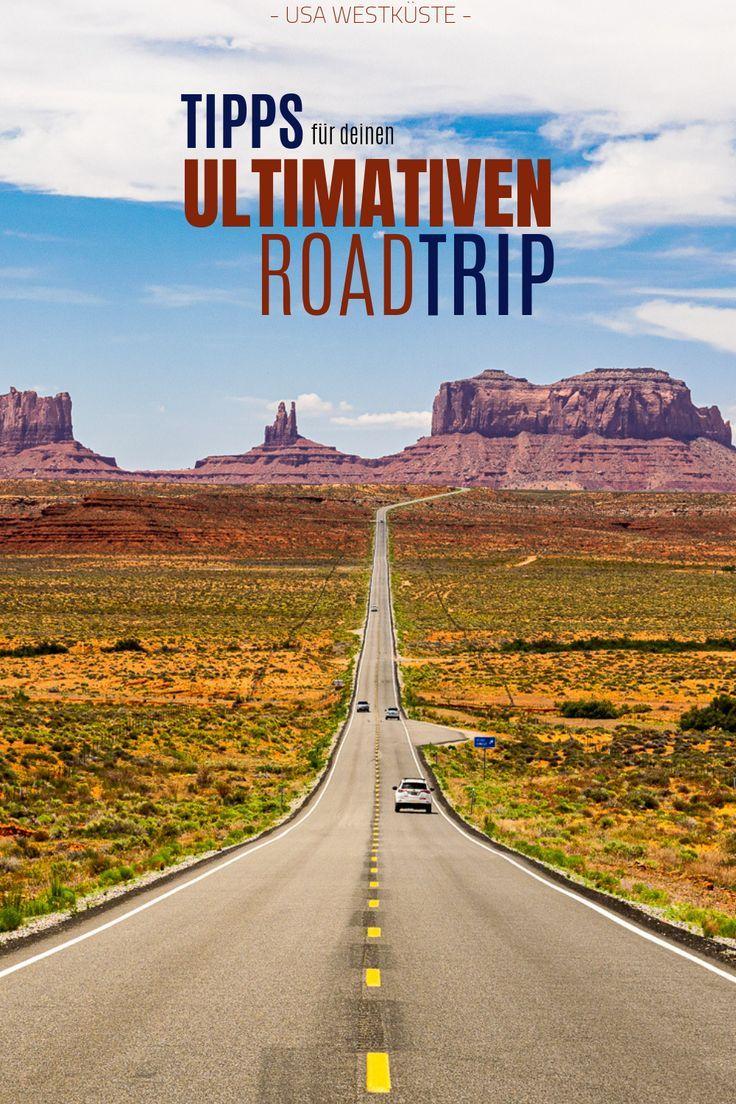 USA Westküste: Route, Highlights, Kosten und Reisetipps