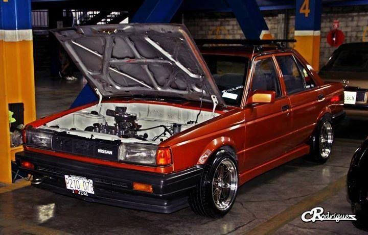 Nissan Sentra B12 | b12 | Nissan tuning, Nissan sentra y ...
