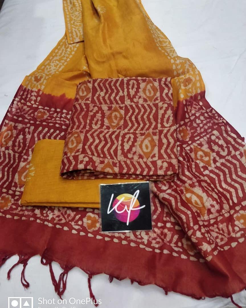 Khadicotton Suits 1375 Free Shipping Alk No Bargain Fixed Price To Place Order Watsap Us On 8179399644 Hyderabad Elite Fashion Fashion Blouse Designs