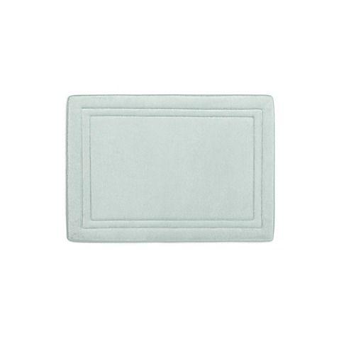 The Plush Softness Of The Microdry Speed Dry Memory Foam Bath Mat