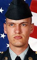 Army Spc. John W. Miller  Died April 12, 2005 Serving During Operation Iraqi Freedom  21, of West Burlington, Iowa; assigned to the 224th Engineer Battalion, Iowa Army National Guard, Burlington, Iowa; died April 12 in Camp Ramadi, Iraq, of injuries sustained from enemy small-arms fire while he was performing route-clearance operations in Ramadi, Iraq.