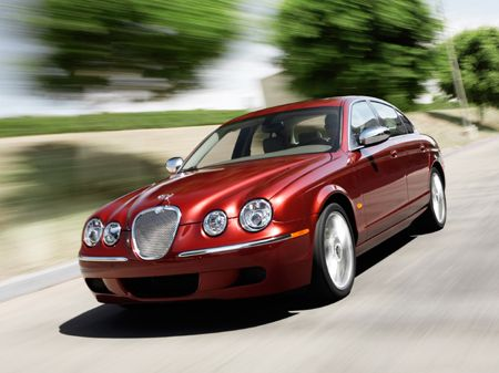 Jaguar S Type Had A Black Metallic One Then In British Racing Green