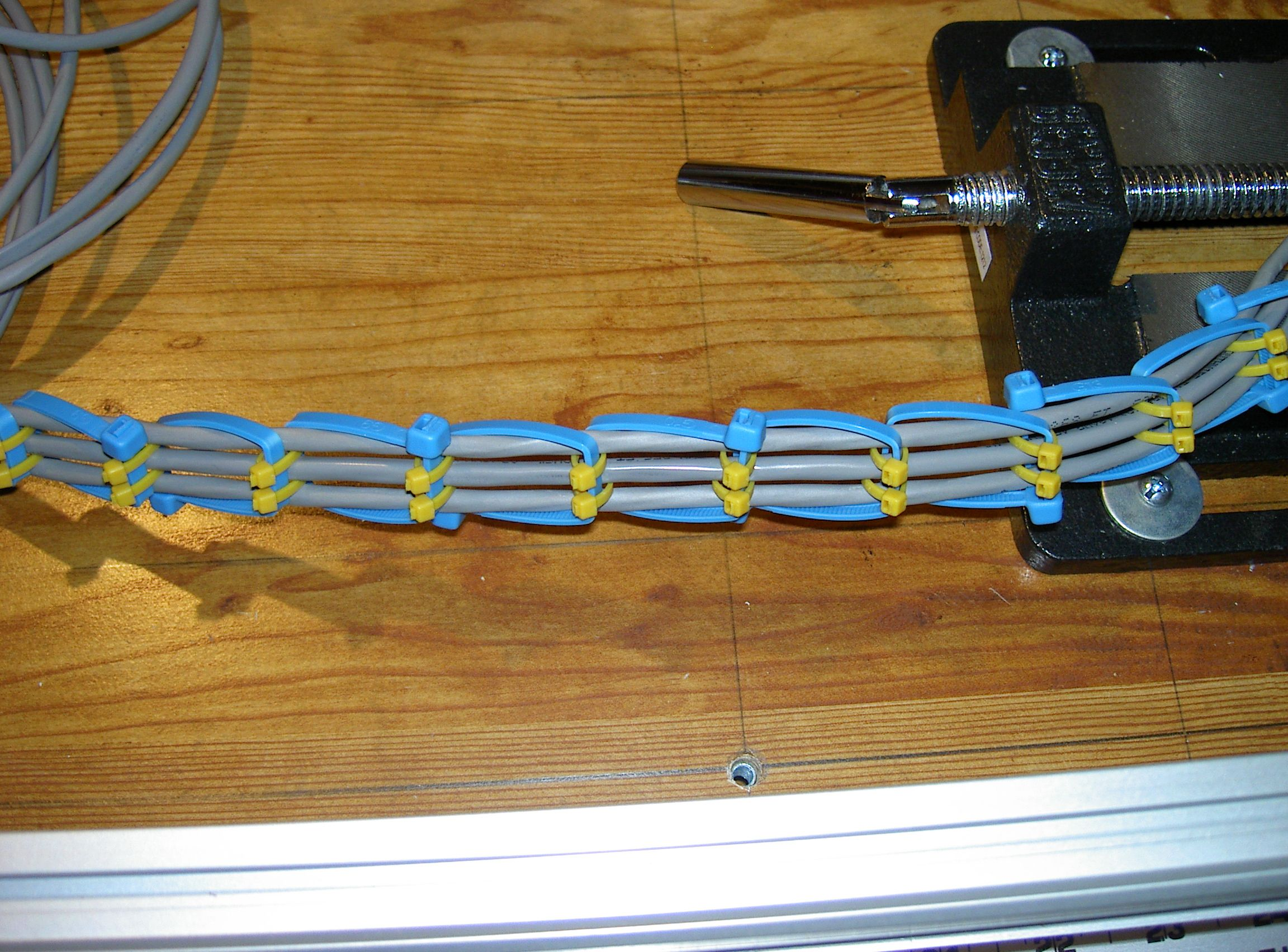 Pin By Eric Hammarstrom On Cnc Router Zip Ties Household Hacks