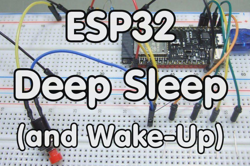 ESP32 Deep-Sleep | Arduino Example