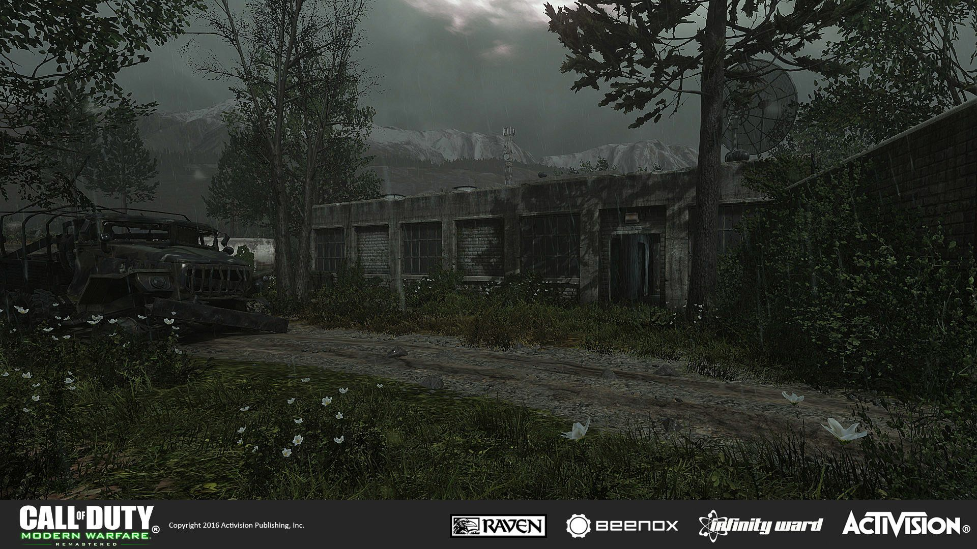 Artstation Call Of Duty Modern Warfare Remastered Multiplayer