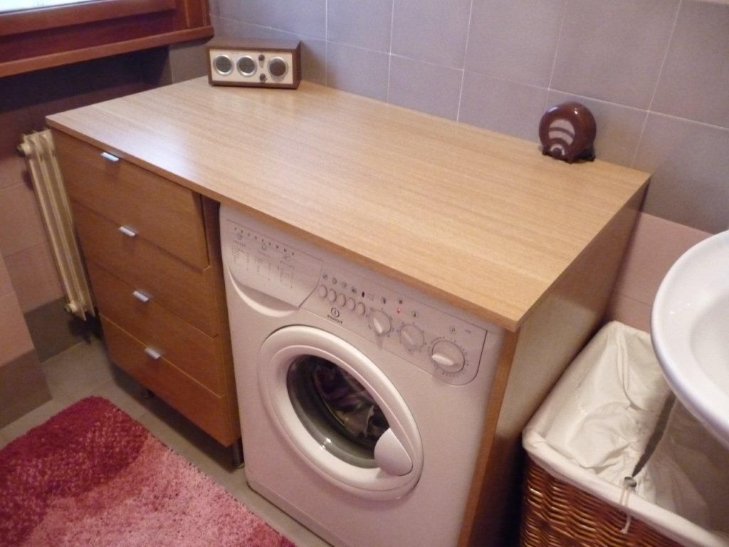 Cabinet And Washing Machine Frame Home Spots Pinterest