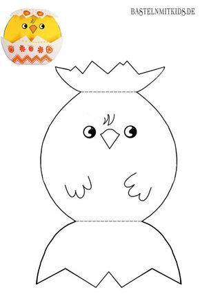 malvorlagen und briefpapier gratis zum drucken - basteln mit kindern | osterhasen basteln
