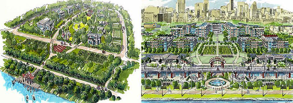 Urban plan Columbia South Carolina PDF
