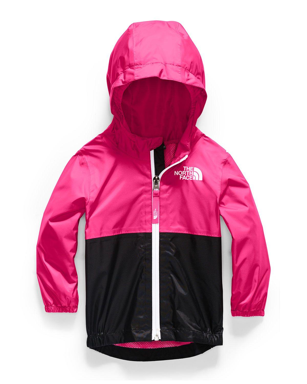 The North Face Kids Girl S Zipline Two Tone Rain Jacket In Mr Pink Modesens Kids Rain Jackets Rain Jacket Hooded Rain Jacket [ 1500 x 1200 Pixel ]