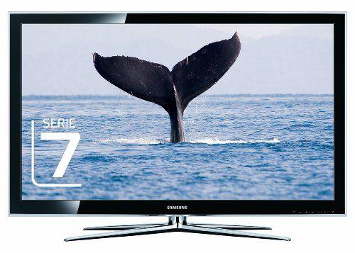 Samsung Le40c750 101 Cm 40 Zoll Lcd Fernseher 3d Technologie Full Hd 200hz Dvb T C Mit 3d Brille Perlschwarz Whale Animals German