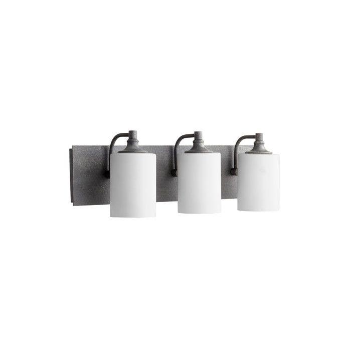 Quorum Celeste 3 Light Vanity Light U0026 Reviews | Wayfair