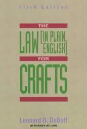 the law in plain english for crafts duboff leonard d