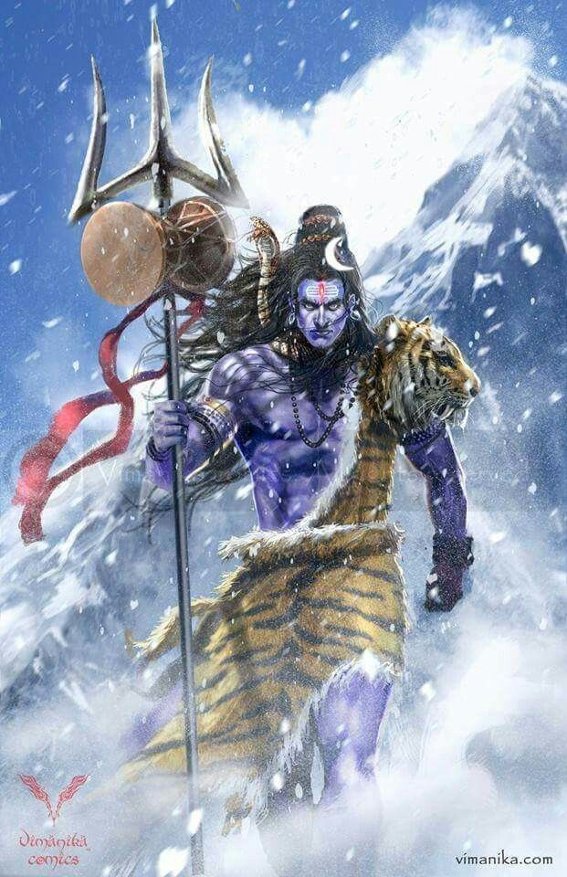 best hd picture of lord shiva