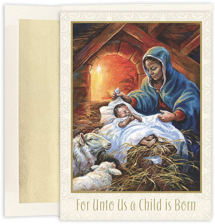 Masterpiece Studios Mary  Joseph Boxed Cards in 2018 Products