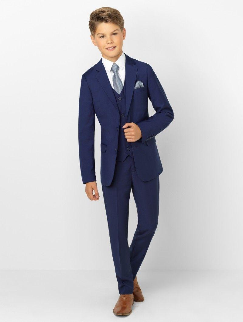 936ab09ead68 Boys navy suit - Monaco in 2019