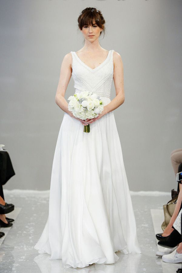 A Look Back at the Best from Bridal Week - Style Me Pretty