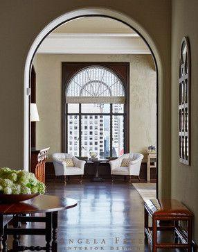 Julia Morgan YWCA - transitional - Living Room - San Francisco - Angela  Free Design
