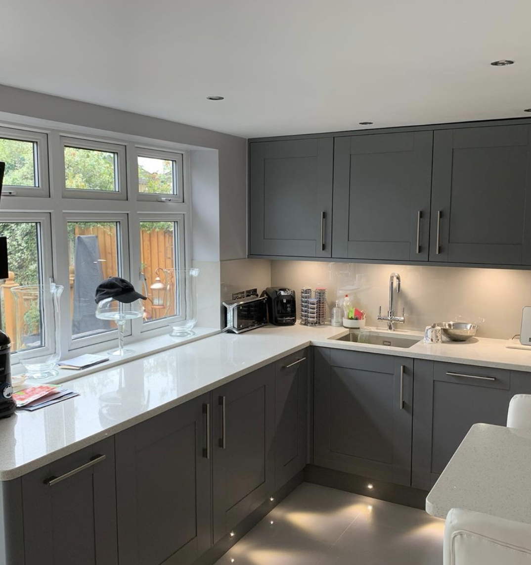 The Soft Appeal Of Grey Can Cool Many Interiors. Yet One