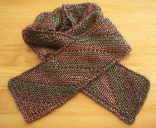 Easy Knit Scarf Pattern Easy Knitting Scarf Patterns Easy Scarf
