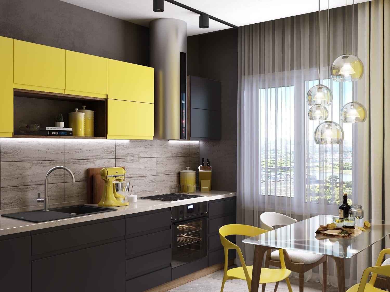 кухни модное сочетание цветов картинки фоне