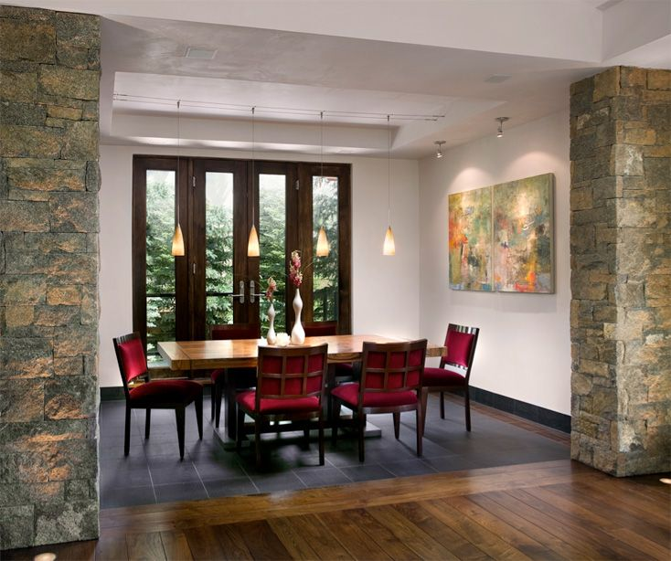 Diana A Good Picture Of What Wood Floors And Slate Floors Look