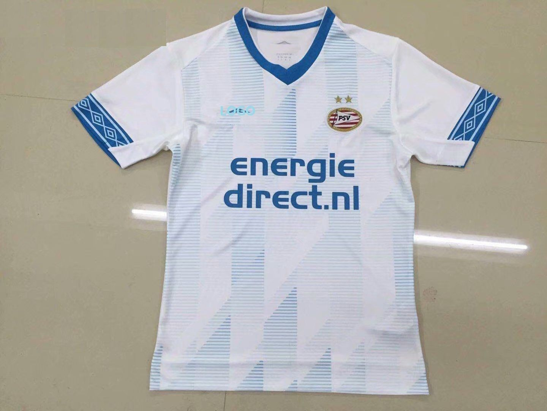 2018 19 Men PSV white Soccer Jersey -Thai Quality Man Football Shirt ... 2bcb636ab6fed