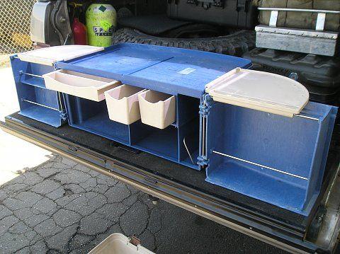 Campmate Chuckbox Kitchen Organizer Kitchen Organization Car Camping Camping Fun