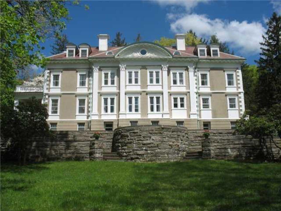NY Tuxedo Park 118 Tower Hill Rd Leroy King Estate
