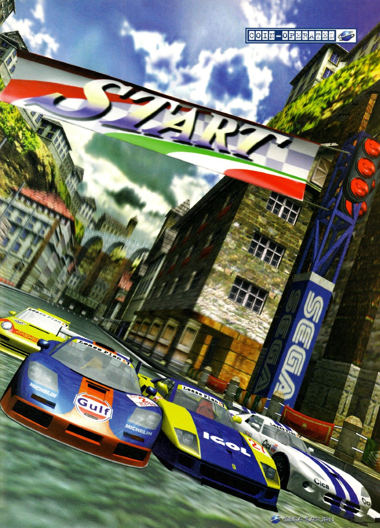 [要望]【PS4/Xbox ONE】Scud Race Plus 	YouTube動画>84本 ->画像>50枚