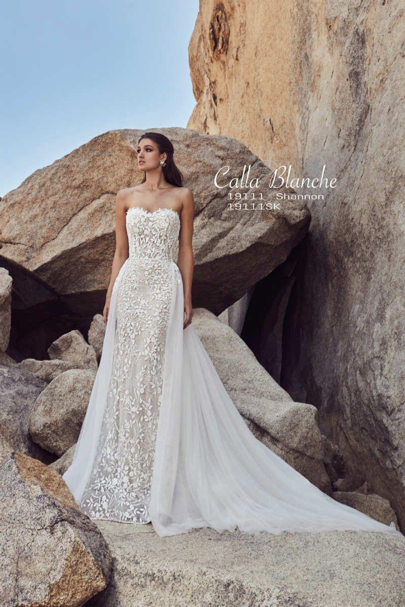 f3d3eb12834 Calla Blanche Spring 2019 Bridal Collection