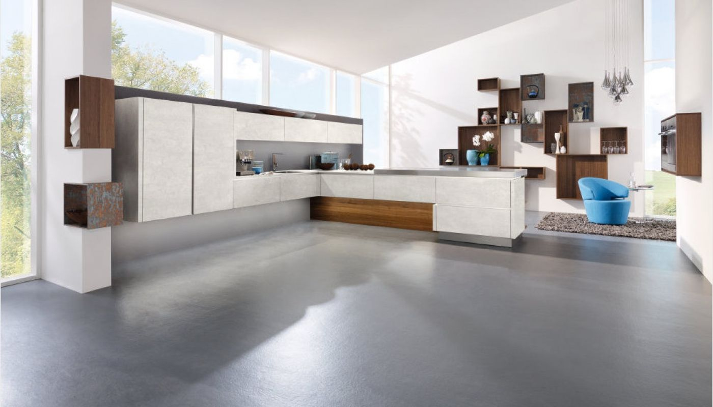 Alno kitchen cabinets chicago - Fitted Kitchens By Alno